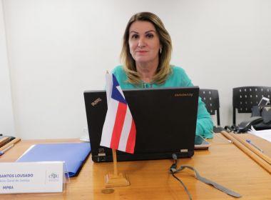 Com passagem por Ilhéus, Ediene Lousado é primeira mulher eleita pelo CNPG para vaga de conselheira do CNMP 8