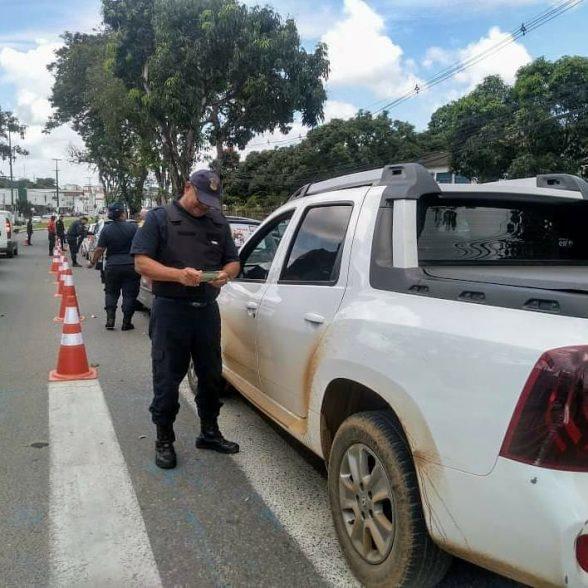Agente de Trânsito de Ilhéus capacita a Guarda Civil Municipal de Itabuna para atuarem no trânsito 6