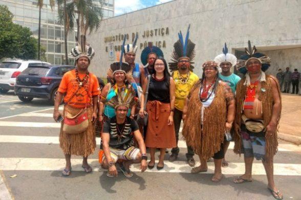Lideranças Tupinambá cobram por rapidez na demarcação de terras indígenas no sul baiano 1