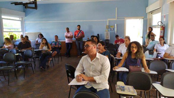 NRS-Sul promove capacitação para técnicos da vigilância em saúde ambiental 7
