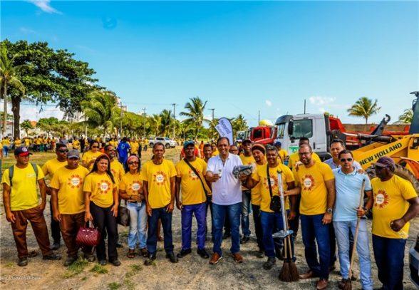 Prefeitura lança 'Operação Verão Ilhéus Cidade Limpa' 6