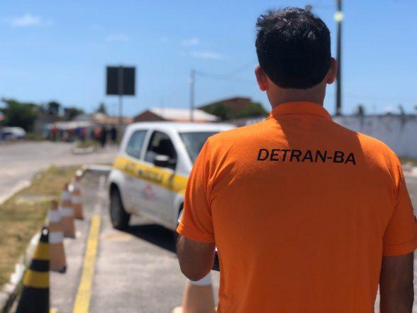 13ª Ciretran realiza exames de direção veicular em Canavieiras 4
