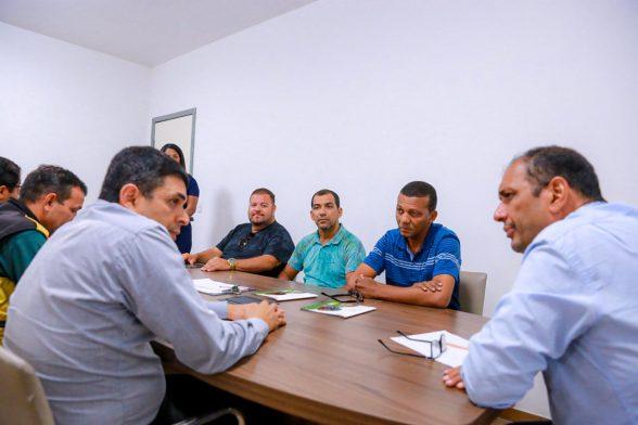 Prefeitura de Ilhéus e Sindpoc discutem ações integradas de segurança pública 1