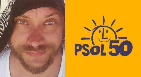 PSOL divulga nota em defesa de Shi Mário 1