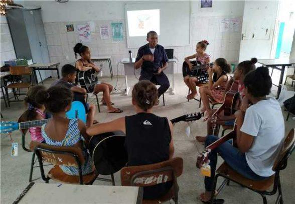 Rede de ensino em Ilhéus é contemplada com o Projeto Escola Segura 5