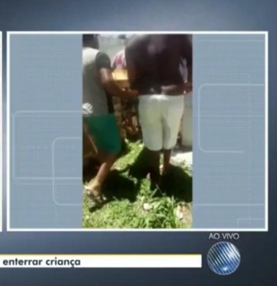 Coveiro se recusa a trabalhar e família abre cova em cemitério de Uruçuca 3