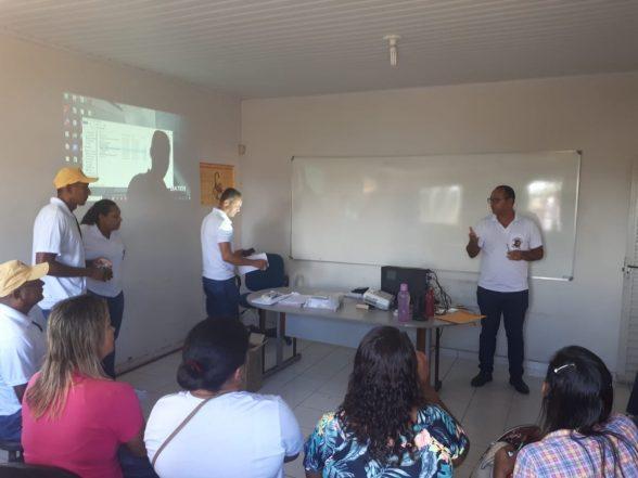 APÓS DECISÃO JUDICIAL, NOVOS AGENTES DE ENDEMIAS PASSAM POR TREINAMENTO EM ILHÉUS 7