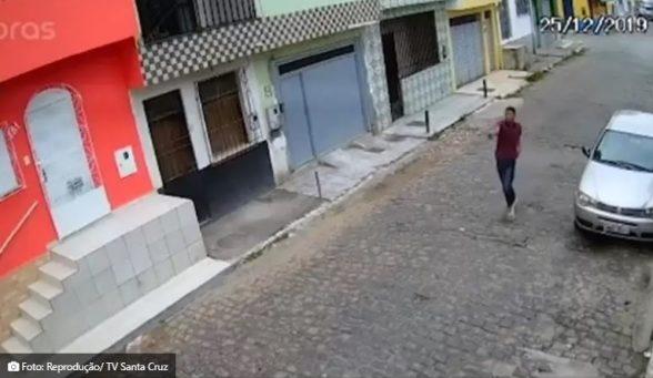 Câmera de segurança registra tentativa de homicídio em Itabuna; veja vídeo 6