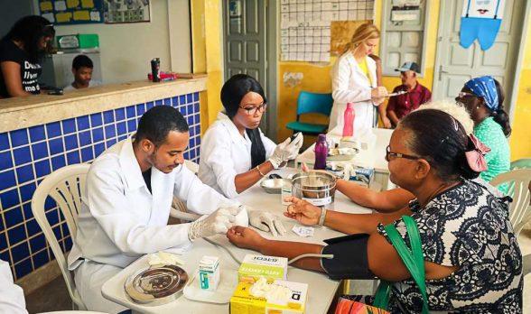 Remédio em Casa beneficia pacientes diabéticos e hipertensos de Ilhéus 1