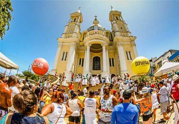 Fé e emoção na Lavagem das Escadarias da Catedral de São Sebastião 3