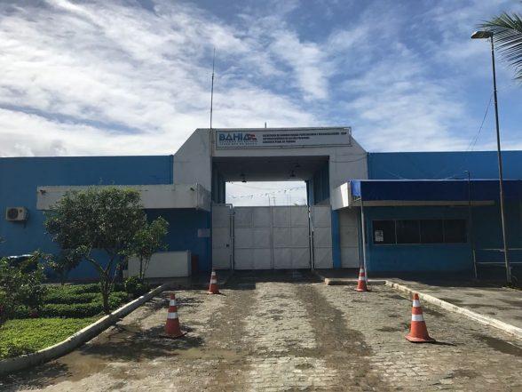 Presos do conjunto penal de Itabuna são feridos a golpes de faca artesanal durante briga 7