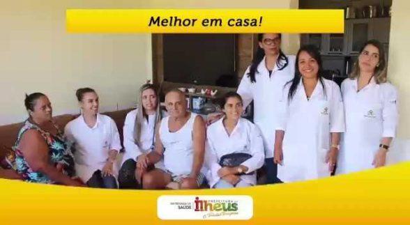 Programa ''Melhor em Casa'' leva assistência domiciliar para pacientes de Ilhéus 5