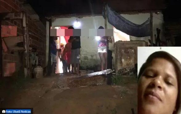 Mulher é morta a facadas em Ubatã; companheiro é suspeito do crime 2