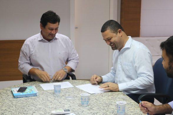 Osni comemora expansão da rede de abastecimento de água de comunidades pertencentes a Serrinha, Teofilândia e Barrocas 1