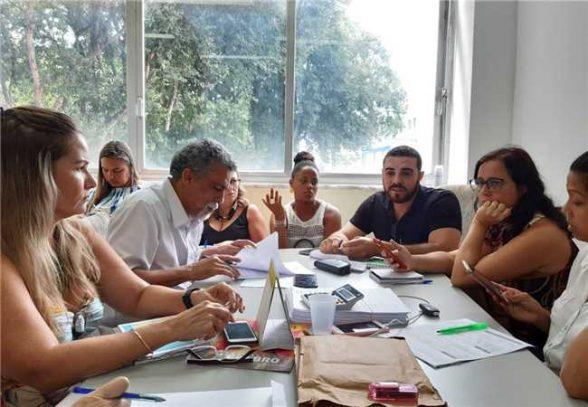 Secretaria de Saúde de Ilhéus discute plano municipal de contingência para novo coronavírus 4