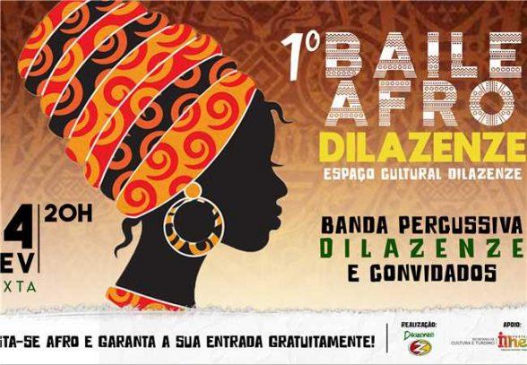ILHÉUS: Bloco Dilazenze promove Baile Afro nesta sexta (14) 6