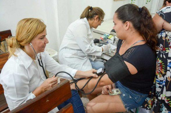 ILHÉUS: Comunidade do Alto Nerival é beneficiada com mutirão de saúde 1