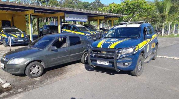 Suspeito de matar motorista de app no litoral de SP é preso em Itabuna dirigindo carro da vítima 1