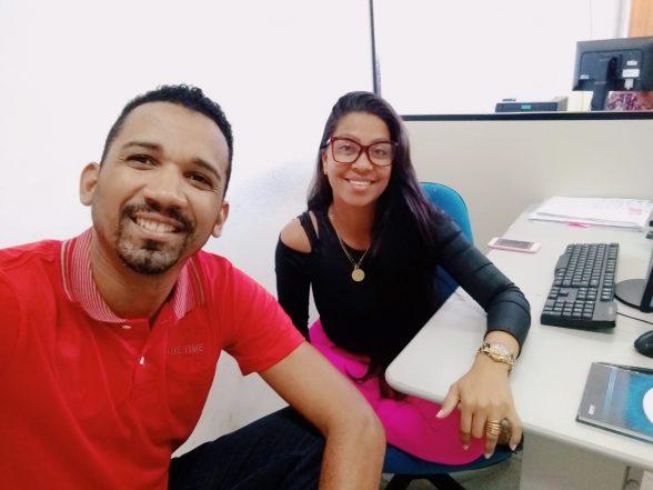ENCONTRO ENTRE LÉO NOVAIS E MAGELA ESCLARECE ATENDIMENTO MÉDICO DO SOL E MAR 2