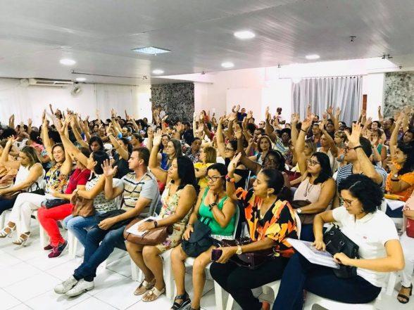 Professores da rede estadual param atividades por 48 horas na Bahia, diz sindicato 1