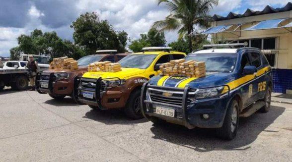 PRF na Bahia finaliza Operação Tamoio com resultados expressivos no enfrentamento da criminalidade 1