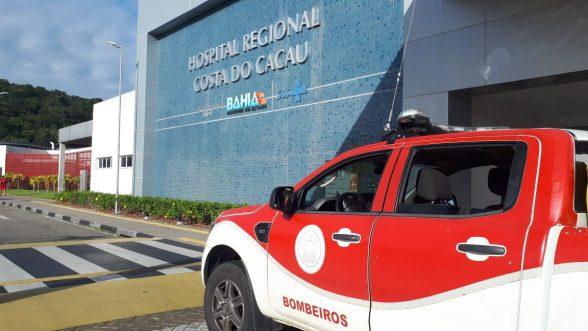 Hospital Regional Costa do Cacau, em Ilhéus, amplia atendimento humanizado 1