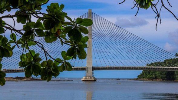 Nova ponte de Ilhéus será inaugurada ainda no primeiro semestre 1
