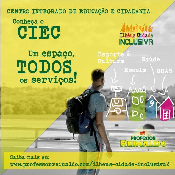 Centro Integrado de Educação e Cidadania - CIEC: Um espaço, vários serviços 4