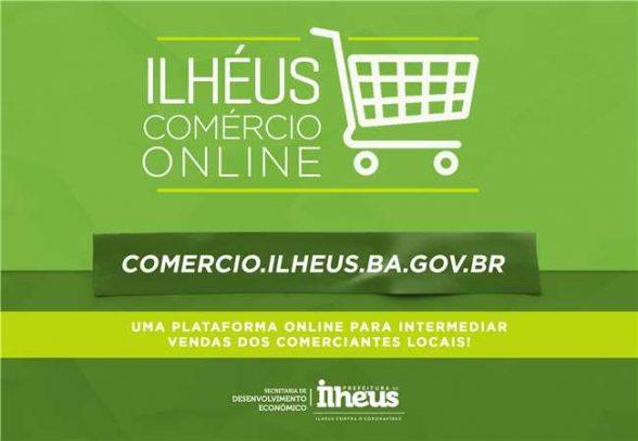 Prefeitura de Ilhéus lança plataforma para comércio on-line 1