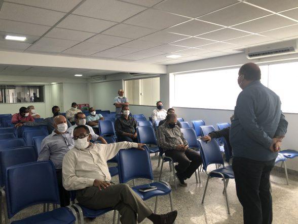Cacá apresenta propostas para a Associação dos Ministros Evangélicos 3