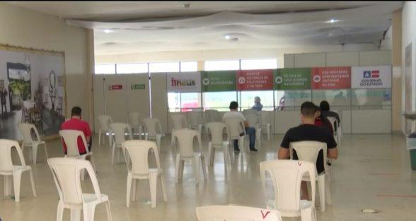 Balanço do centro de atendimento da Covid-19 em Ilhéus registra quase 600 pacientes atendidos em 15 dias de funcionamento 1