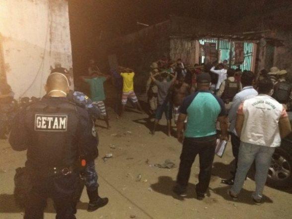 PM e Guarda Municipal acabam com festa em Itabuna 4