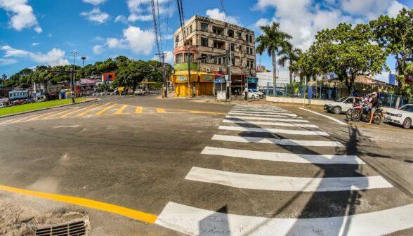 Prefeitura de Ilhéus altera trânsito para melhorar trafegabilidade em ruas do Centro 8
