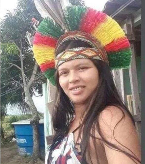 Índia pataxó de 28 anos é morta a tiros pelo companheiro na Bahia; suspeito afirma que foi acidente, diz polícia 3