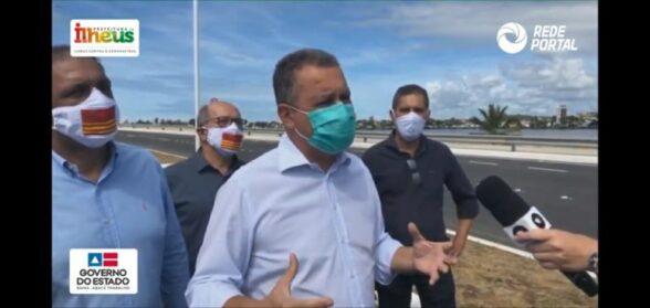 Rui Costa: Hospital materno-infantil de Ilhéus fica pronto em fevereiro 3
