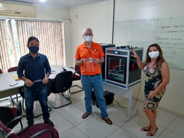 13ª Ciretran recebe doações de protetores faciais 6